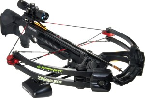 Barnett Zombie 350 crossbow review