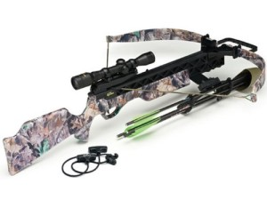 Best crossbow under 500 - Excalibur Axiom SMF Review