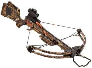 most powerful crossbow - Wicked Ridge Warrior HL review