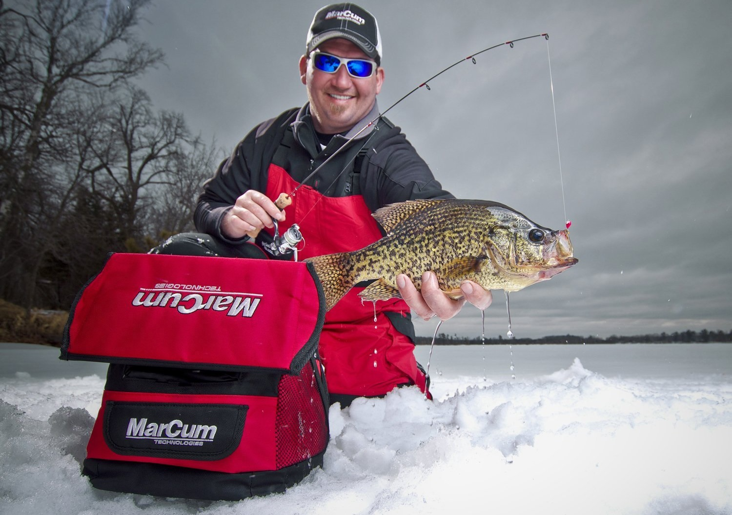 5 best ice flashers reviews and guide for 2017 a for Ice fishing flasher