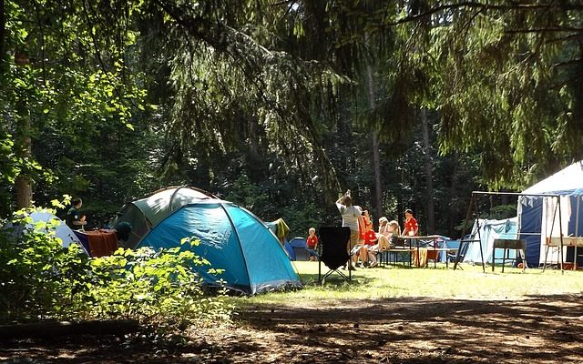 best family tent reviews featured image