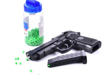 best electric airsoft pistol reviews